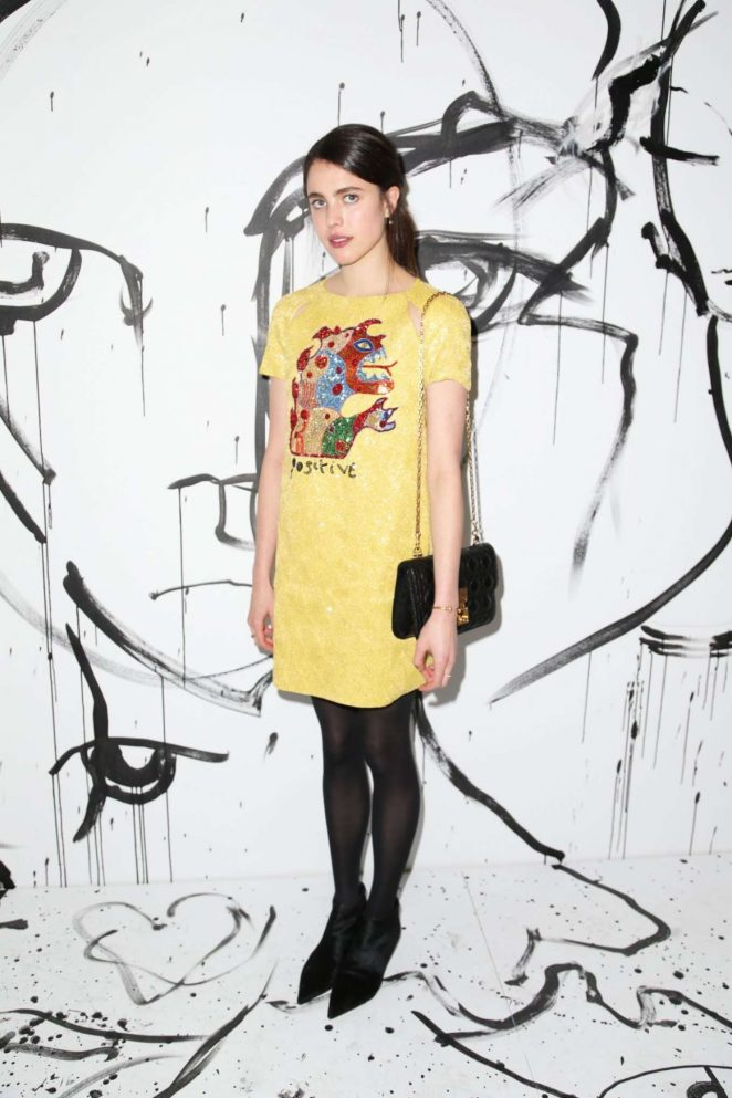 Margaret Qualley – Dior Collection Launch Party SS 2018 in New York