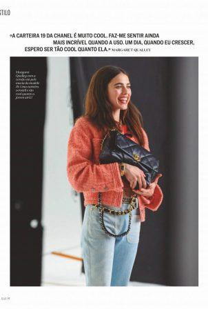 Margaret Qualley - Elle Portugal Magazine (June 2020)