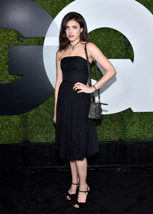 Margaret Qualley - GQ Men Of The Year Party 2015 in LA