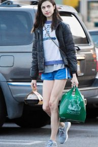 Margaret Qualley - Heading out for some exercise in Los Angeles