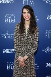 Margaret Qualley - Newport Beach Film Festival Fall Honors & Variety's 10 Actors To Watch