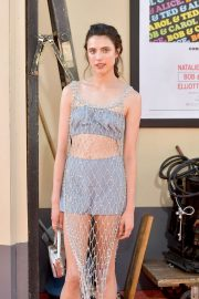 Margaret Qualley - 'Once Upon A Time in Hollywood' Premiere in Los Angeles