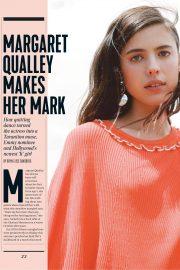 Margaret Qualley - The Hollywood Reporter Magazine (November 2019)