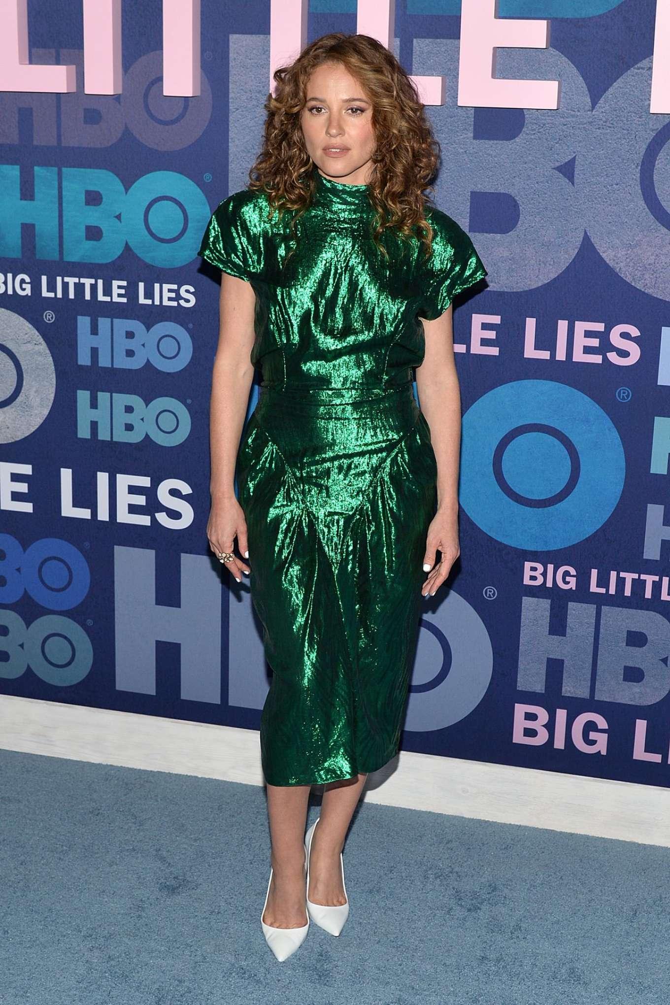 Margarita Levieva - 'Big Little Lies' Season 2 Premiere in NYC
