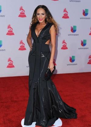 Marger Sealey - 2015 Latin Grammy Awards in Las Vegas
