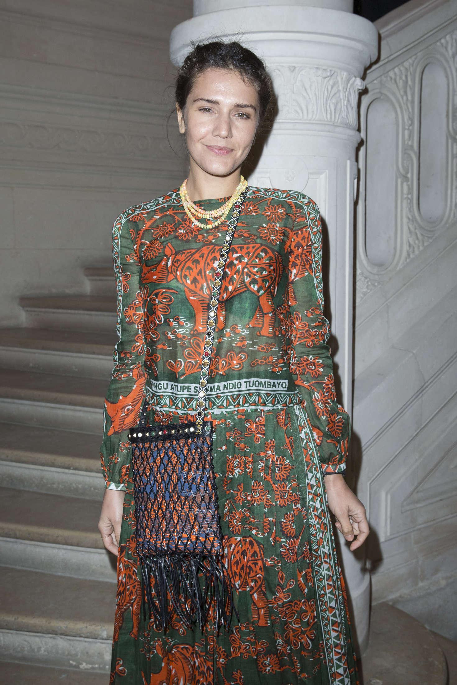 Margherita missoni haute couture fashion show valentino for Haute couture garments