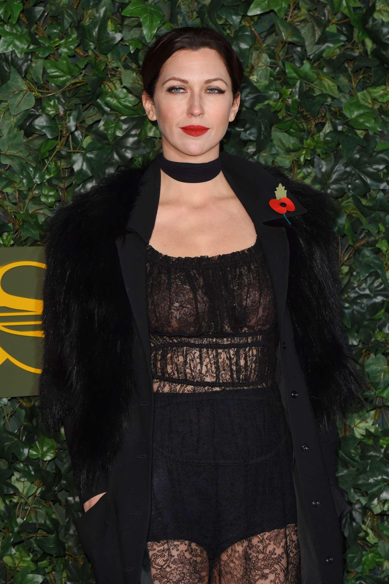 Margo Stilley - Evening Standard Theatre Awards 2016 in London