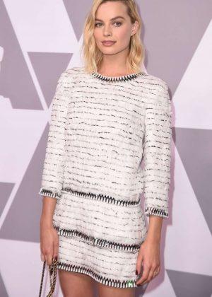 Margot Robbie - 2018 Oscar Nominees Luncheon in Beverly Hills
