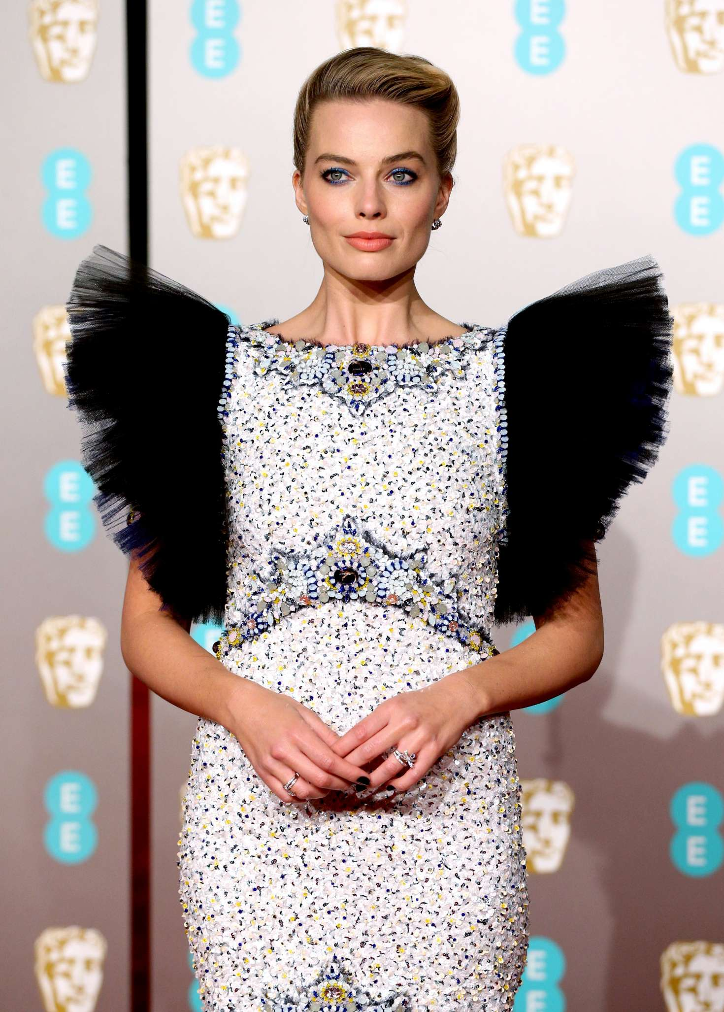 Margot Robbie 2019 : Margot Robbie: 2019 British Academy Film Awards -09