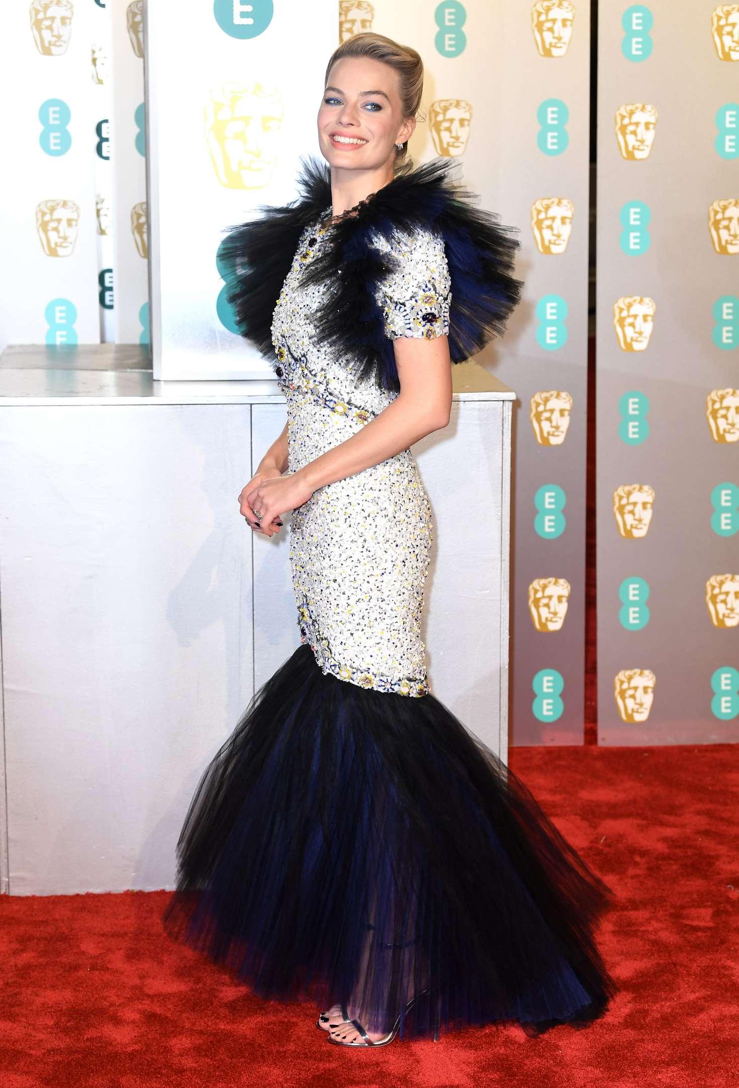 Margot Robbie 2019 : Margot Robbie: 2019 British Academy Film Awards -13