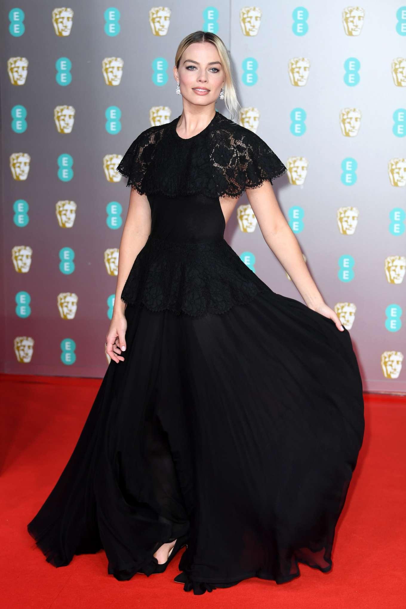 Margot Robbie - 2020 British Academy Film Awards in London
