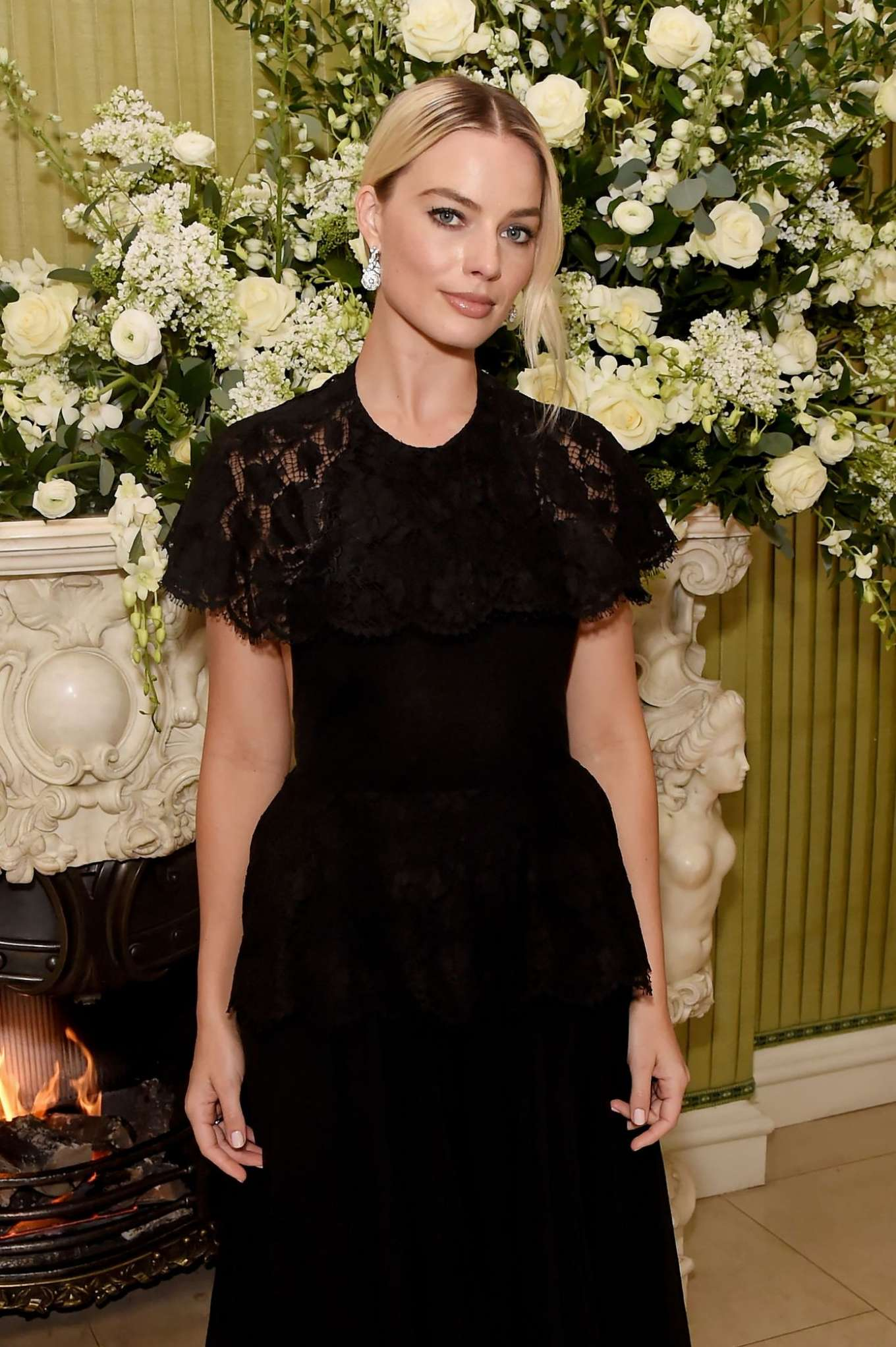 Margot Robbie - 2020 British Vogue and Tiffany Fashion and Film Party in London
