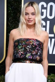 Margot Robbie - 2020 Golden Globe Awards in Beverly Hills