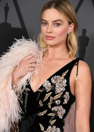 Margot Robbie - 9th Annual Governors Awards in Hollywood