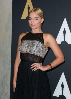 Margot Robbie - Academy Of Motion Picture Arts And Sciences' Scientific And Technical Awards Ceremony in Beverly Hills