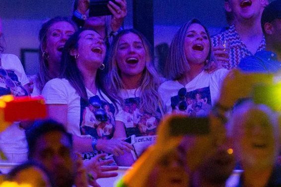 Margot Robbie – Celine Dion concert at 2019 British Summer Time Festival-23