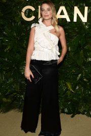 Margot Robbie - Chanel Dinner Celebrating Gabrielle Chanel Essence With Margot Robbie in LA