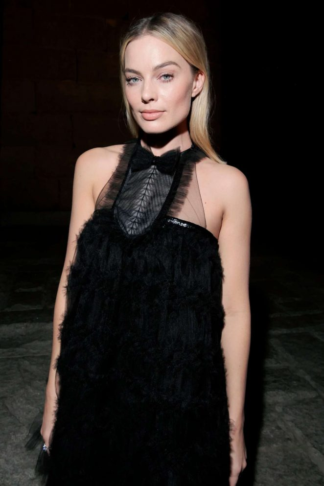 Margot Robbie - Chanel Metiers d'Art Pre-Fall 2019 Fashion Show in NY