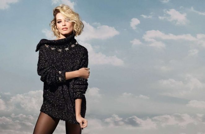 Margot Robbie - Chanel Photoshoot 2018