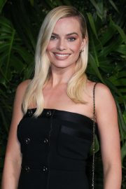 Margot Robbie - Charles Finch and Chanel Pre-Oscars 2020 Dinner in Beverly Hills