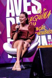Margot Robbie - Cinemark Panel at CCXP 2019 in Sao Paulo