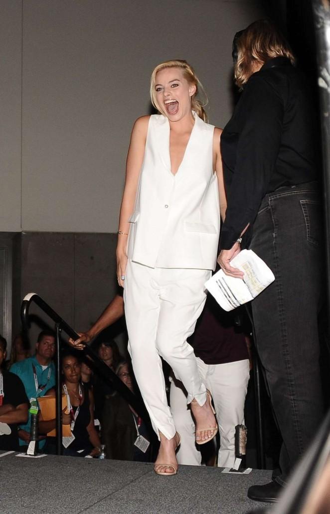 Margot Robbie - Comic-Con 2015 in San Diego