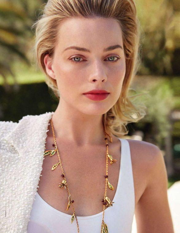 Margot Robbie - Elle Italy Magazine (September 2019)