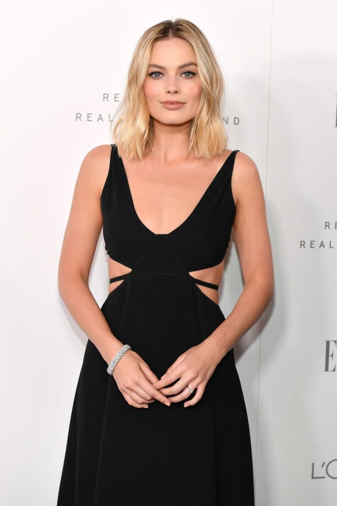 Margot Robbie - ELLE's 24th Annual Women in Hollywood Celebration in LA