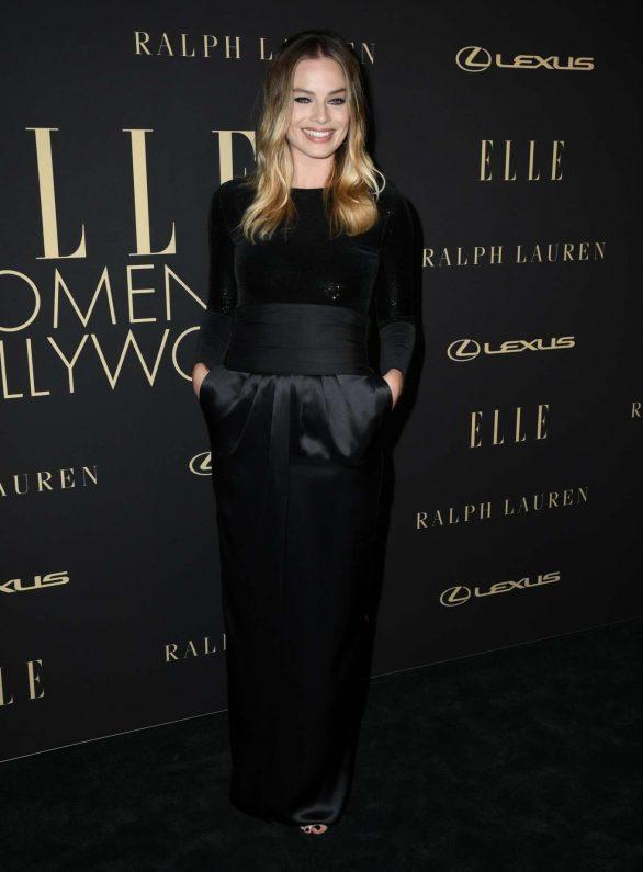 Margot Robbie - ELLE's 26th Annual Women in Hollywood Celebration in LA