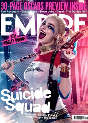 Margot Robbie - Empire Magazine (December 2015)