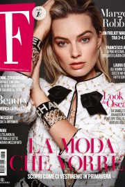 Margot Robbie - F Magazine February 2020