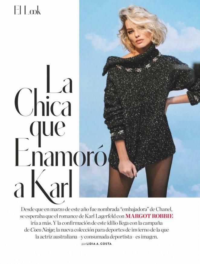 Margot Robbie for InStyle Spain Magazine (August 2018)