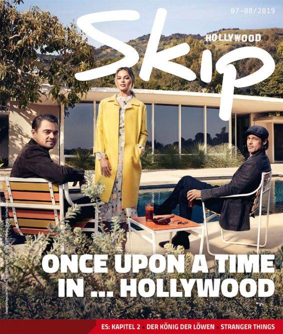 Margot Robbie for Skip Cover Magazine 2019
