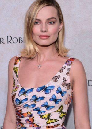 Margot Robbie - 'Goodbye Christopher Robin' Premiere in New York