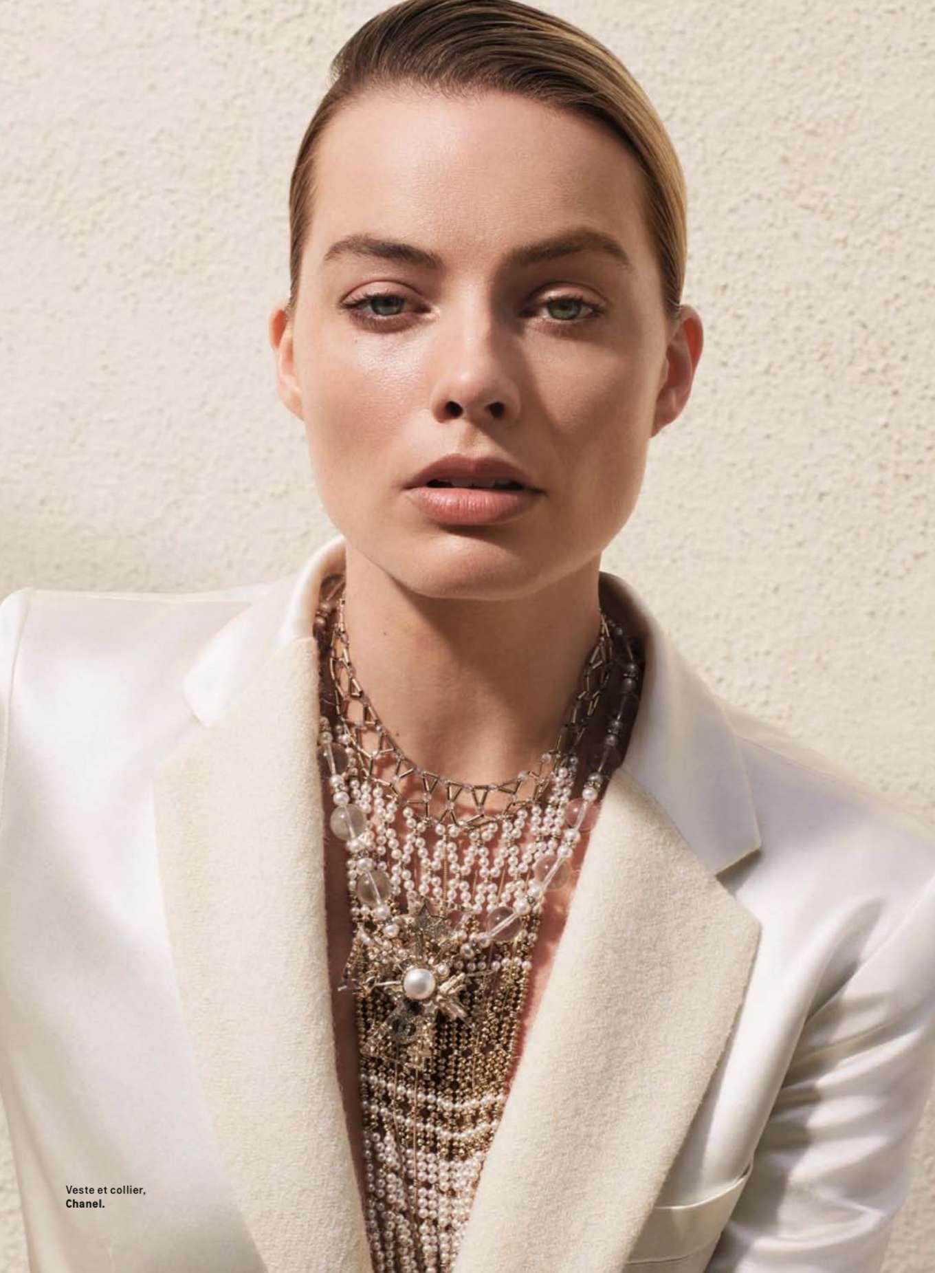 Margot Robbie - Grazia France Magazine (September 2019)
