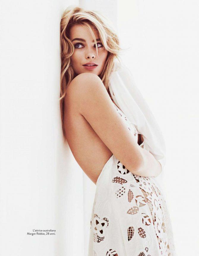 Margot Robbie – Grazia Italy Magazine (January 2019)