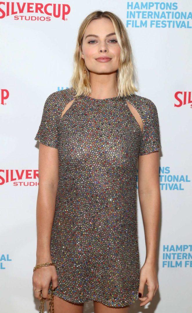 Margot Robbie - 'I, Tonya' Premiere at Hamptons International Film Festival in NY