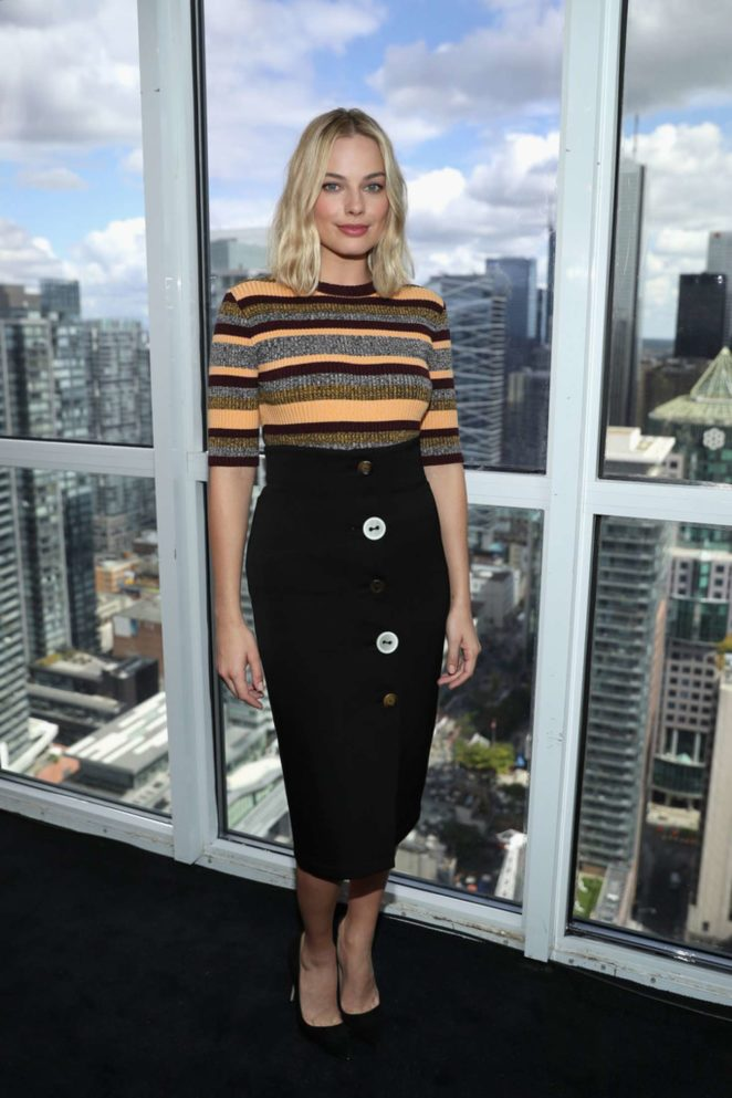 Margot Robbie: IMDb Studio hosted by the Visa Infinite Lounge at the 2017 Toronto IFF-01