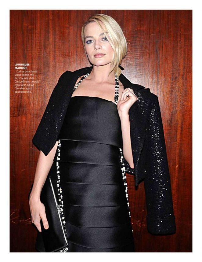 Margot Robbie - Madame Figaro Magazine (March 2018)