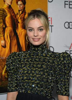 Margot Robbie - 'Mary Queen Of Scots' Screening - AFI FEST 2018 in Hollywood