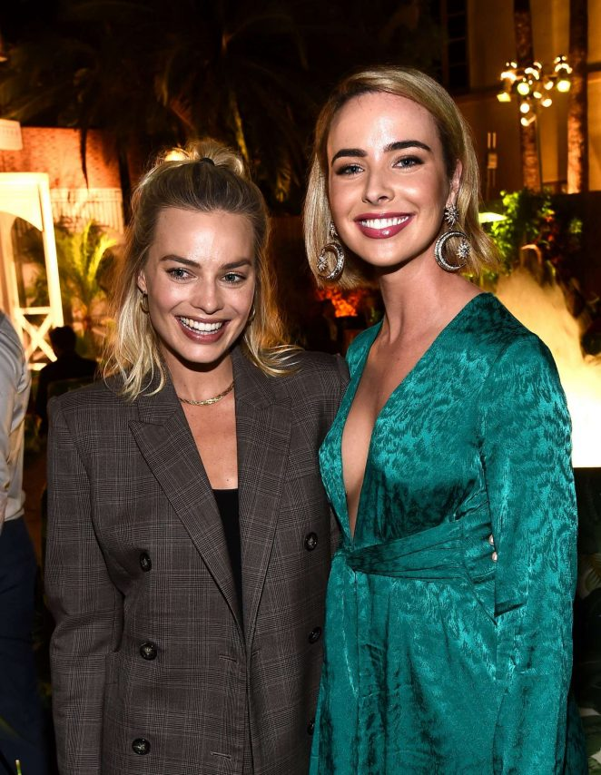 Margot Robbie – 'My Dinner with Herve' Premiere in LA