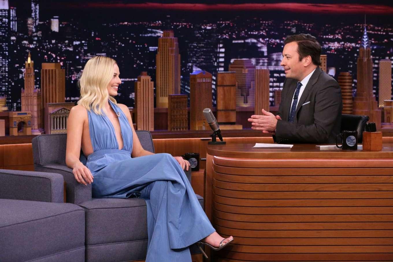 Margot Robbie 2020 : Margot Robbie – On Tonight Show Starring Jimmy Fallon-02