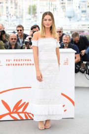 Margot Robbie - 'Once Upon A Time In Hollywood' Photocall in Cannes