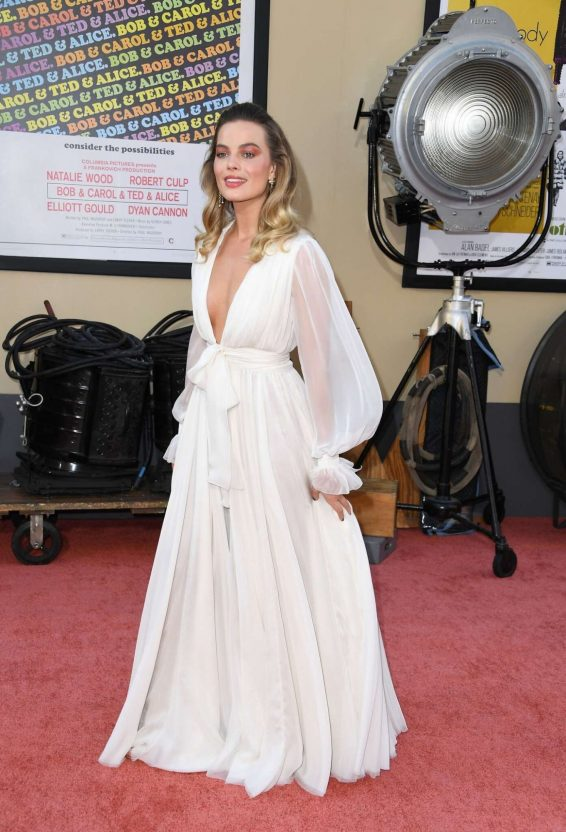 Margot Robbie 2019 : Margot Robbie – Once Upon A Time in Hollywood Premiere-22