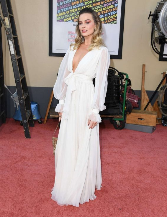 Margot Robbie 2019 : Margot Robbie – Once Upon A Time in Hollywood Premiere-27