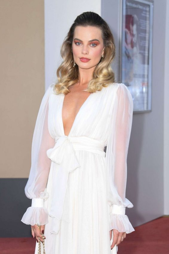 Margot Robbie 2019 : Margot Robbie – Once Upon A Time in Hollywood Premiere-29