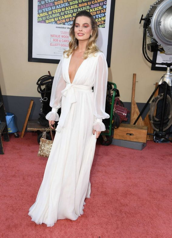 Margot Robbie 2019 : Margot Robbie – Once Upon A Time in Hollywood Premiere-39
