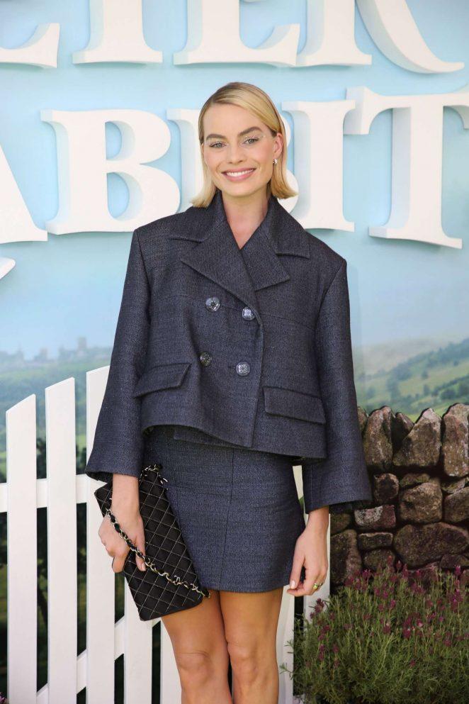 Margot Robbie - 'Peter Rabbit' Premiere in Sydney