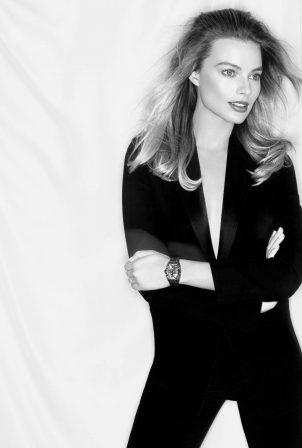 Margot Robbie - Richard Mille Watch 2020