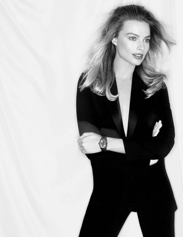 Margot Robbie - Richard Mille Watch 2020